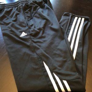 Adidas joggers large 14/16 Boys